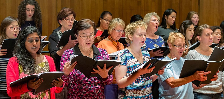 UNSWs Collegium Musicum Choir