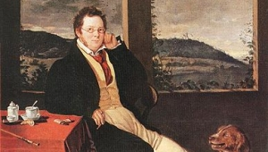387px-Melegh_Portrait_of_a_Man_(Schubert)_1827