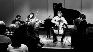 Goldner String Quartet plays Dvoraks American Quartet