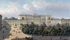 Mikhailovskaya_square_(Arts_Square)_and_the_Mikhailovsky_Palace_in_St._Petersburg_in_the_19th_century
