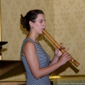 Felicity Clark, shakuhachi, Government House, NSW